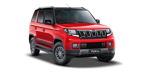 Mahindra TUV 300 Price, Images, Mileage, Colours, Review in