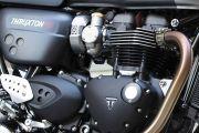 Engine of Thruxton R
