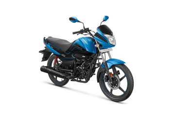 Photo of Hero Splendor iSmart BS6