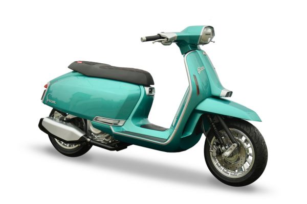 Photo of Lambretta G-Special Electric Scooter