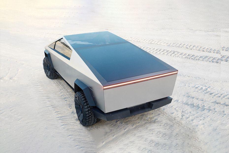 Photo of Tesla Cybertruck