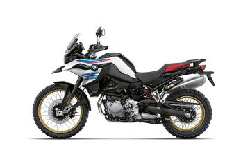 Photo of BMW F 850 GS