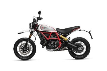 Photo of Ducati Desert Sled