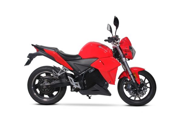 Photo of Evoke Motorcycles Urban S