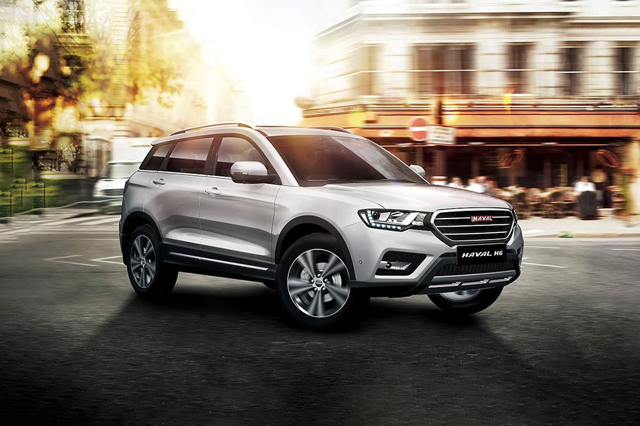Photo of Haval H6