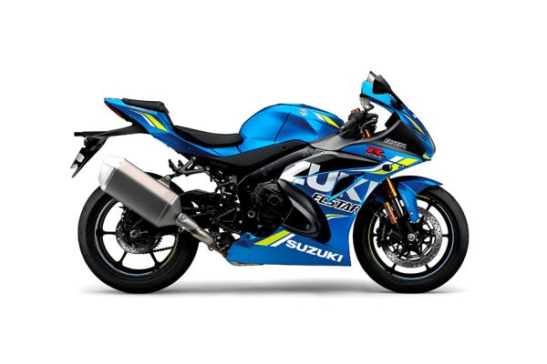 Photo of Suzuki GSX R1000R