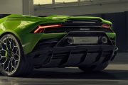 Hands Free Boot Release Image of Huracan EVO