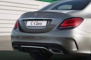 Hands Free Boot Release Image of C-Class