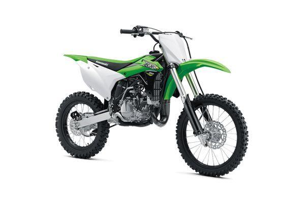 Photo of Kawasaki KX 100