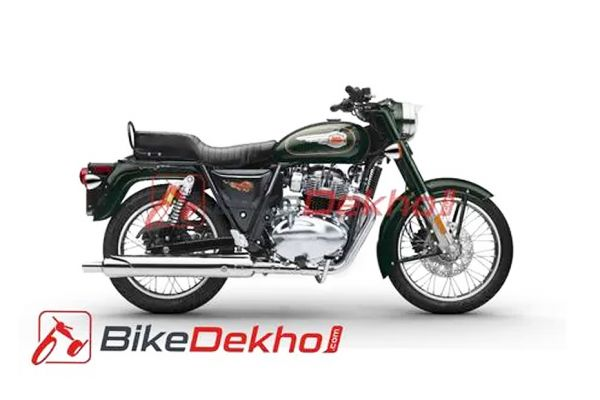 Photo of Royal Enfield Meteor