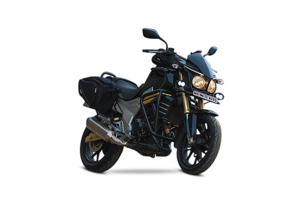Photo of Mahindra Mojo 300