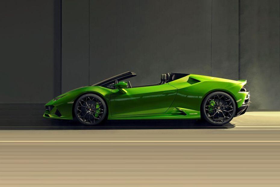 Photo of Lamborghini Huracan EVO