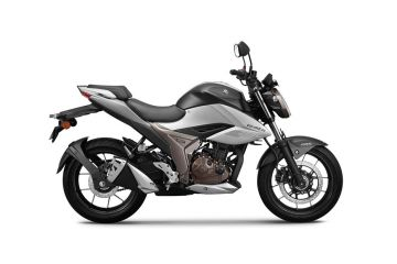 Photo of Suzuki Gixxer 250 STD