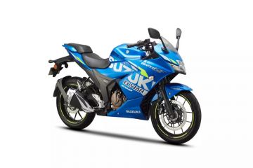 Photo of Suzuki Gixxer SF 250 ABS
