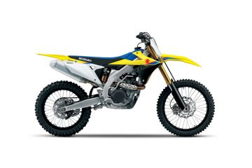 Photo of Suzuki RM Z450