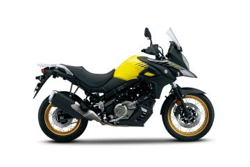 Photo of Suzuki V-Strom 650XT