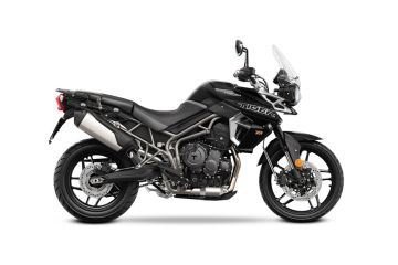 Photo of Triumph Tiger 800 XR