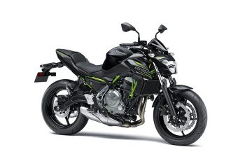 Photo of Kawasaki Z650 Standard