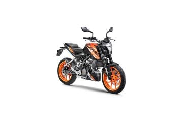 Photo of KTM 125 Duke