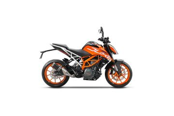 Photo of KTM 390 Duke STD