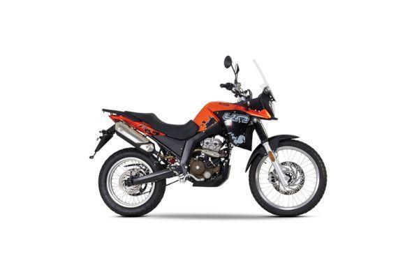 Photo of UM Motorcycles Adventure TT
