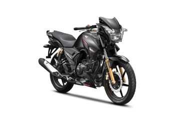 Photo of TVS Apache RTR 180 BS6