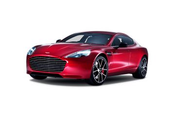 Photo of Aston Martin Rapide Standard