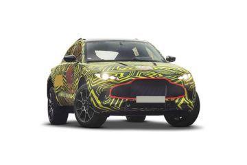 Photo of Aston Martin DBX