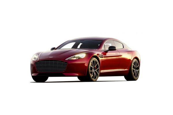 Photo of Aston Martin Rapide