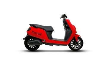 BattRE Electric Mobility Electric Scooter