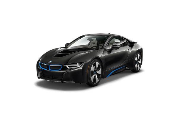 Photo of BMW i8