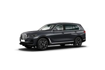 Photo of BMW X7 xDrive30d DPE Signature