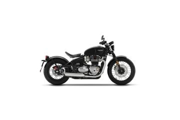 Photo of Triumph Bonneville Bobber Bobber