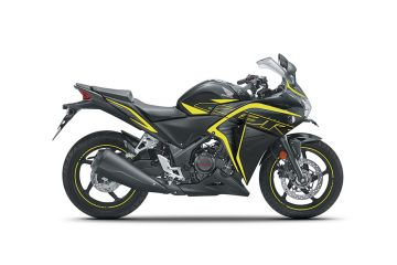 Photo of Honda CBR250R STD