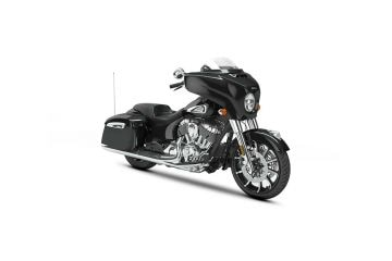 Photo of Indian Chieftain Limited STD