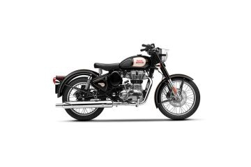Photo of Royal Enfield Classic 500 Chrome