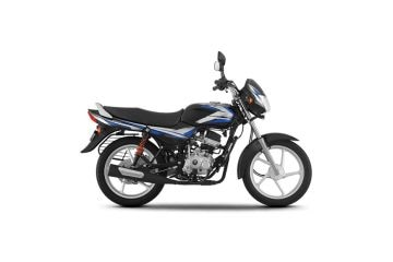 Photo of Bajaj CT 100 Drum Kick and Alloy
