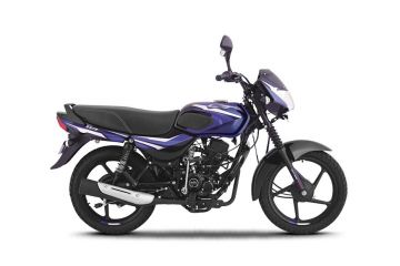 Photo of Bajaj CT110 ES Alloy
