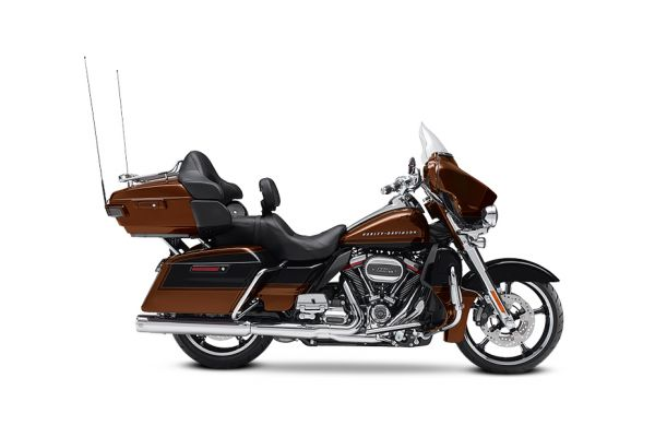 Photo of Harley-Davidson CVO Limited