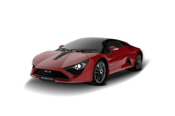 Photo of DC Avanti Coupe