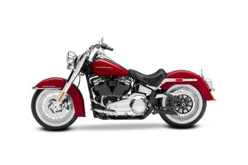 Photo of Harley Davidson Deluxe STD