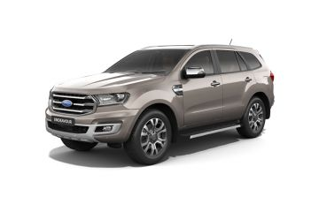 Photo of Ford Endeavour Titanium 4X2