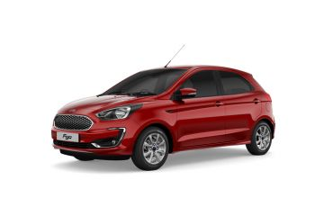 Ford Figo Titanium offers