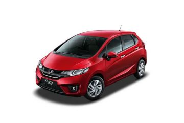 Honda Jazz V offers