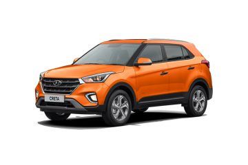 Hyundai Creta 1.6 E Plus Petrol offers