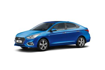 Hyundai Verna VTVT 1.6 SX Option offers