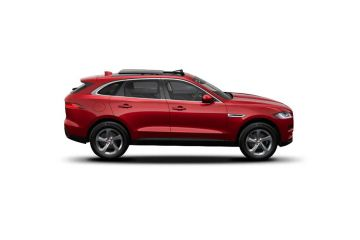 Photo of Jaguar F-Pace Prestige 2.0 Petrol