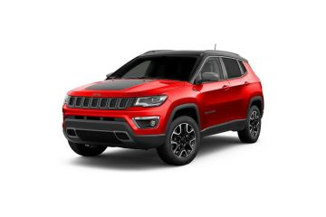 Photo of Jeep Compass Trailhawk 4x4