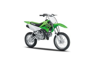 Photo of Kawasaki KLX 110 STD BS6