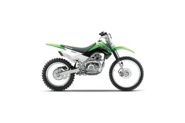 Photo of Kawasaki KLX 140 STD BS6